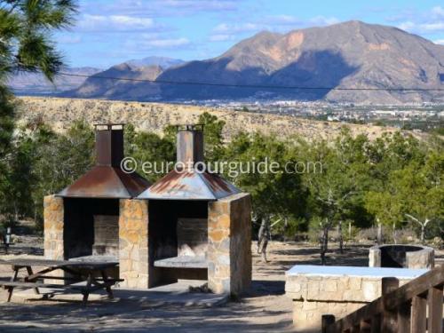 Area Natural La Pedrera - Camping La Pedrera