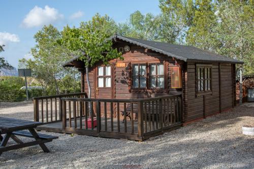 Cabaña 12 exterior