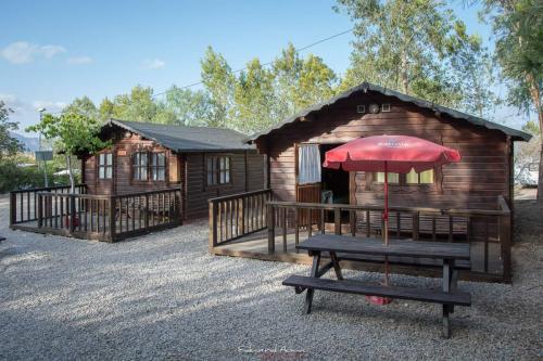 Cabaña 11 Exterior