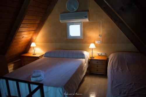 Barraca 3 dormitorio