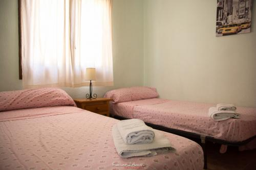 Barraca 2 dormitorio 1