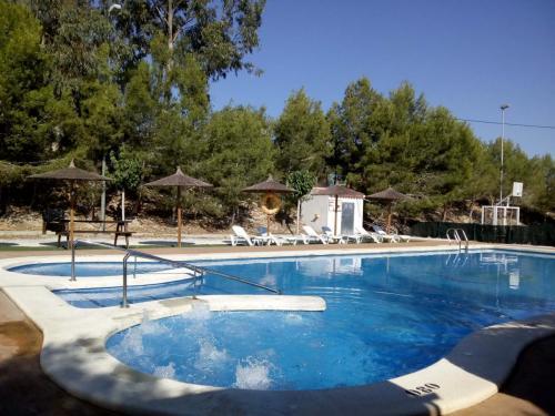 Camping La Pedrera Piscina Swimming Pool