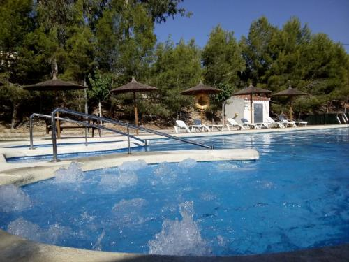 Camping La Pedrera Piscina Swimming Pool