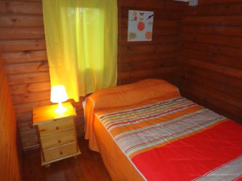 Cabaña 12 dormitorio 1