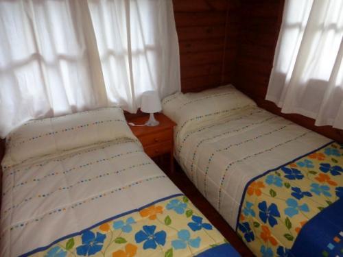 Cabaña 12 dormitorio 2