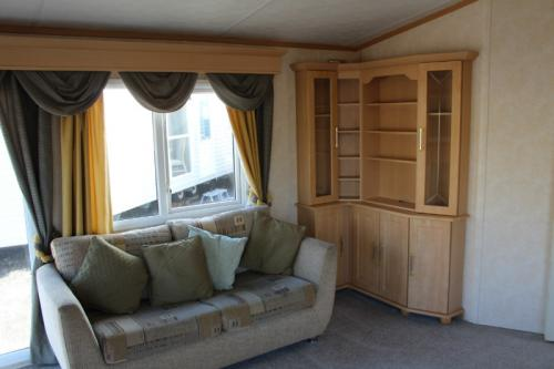 Interior pictures from when the home was in the sales yard. Now Sited on the Campsite
