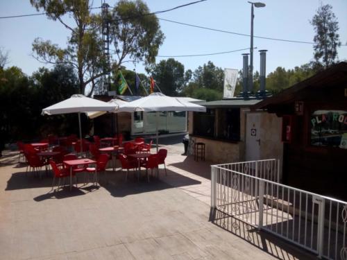 Piscina Bar