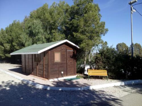 Cabaña Pequena 5 Exterior